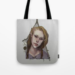 Hedge Witch 1 Tote Bag