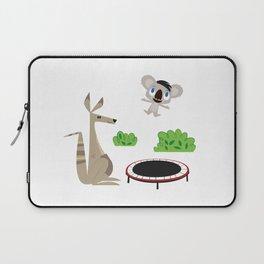 Bouncy Koala Laptop Sleeve