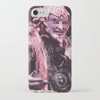danny ivan iPhone & iPod Cases featuring IVAN OOZE by HelloWolfgang