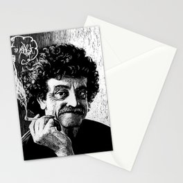 Kurt Vonnegut Stationery Cards
