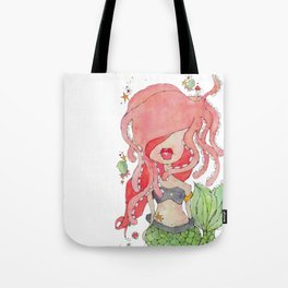 suki -- part of the merm story. Tote Bag