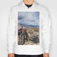 kerouac Hoodies featuring type-fast (kerouac had a first name) by heretosaveyouall
