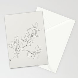 Floral Study no. 4 Stationery Cards