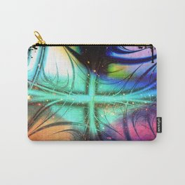 Threads Of The Vine Carry-All Pouch