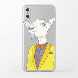 Leopold Clear iPhone Case