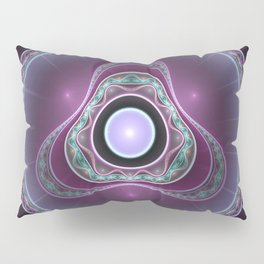 Elven Shield Boss Pillow Sham
