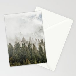 Forest Photography, Nature, Wilderness Stationery Cards