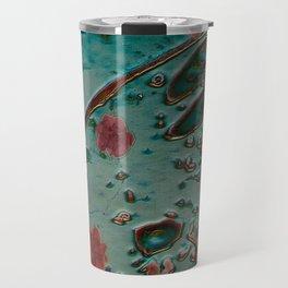 Cherry Blossom Time Travel Mug