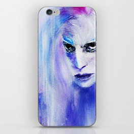 Wrath of Boreas iPhone Skin