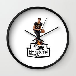 Anthony Davis Wall Clock