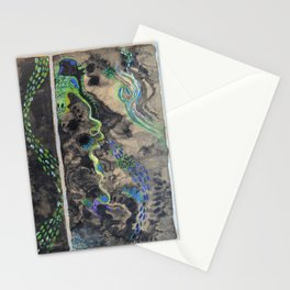 no. 32 (layers) Stationery Cards