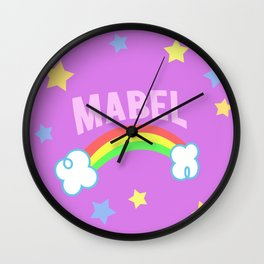 Mabel Wall Clock