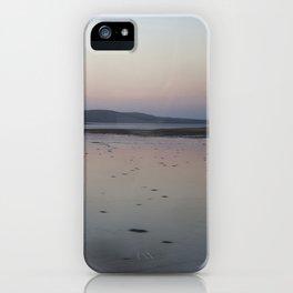 Highland loch iPhone Case