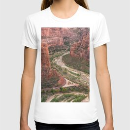 A Rest at Angels Rest T-shirt