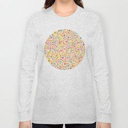 Color blind Long Sleeve T-shirt