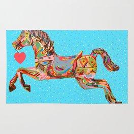 Carousel Horse Rug