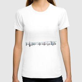 Summer Sailboats T-shirt