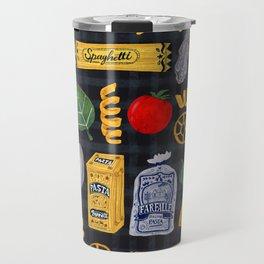 Vintage macaroni pattern Travel Mug