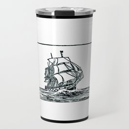 Battleship Travel Mug