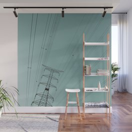 #01#Energy#vintage#film#effect Wall Mural