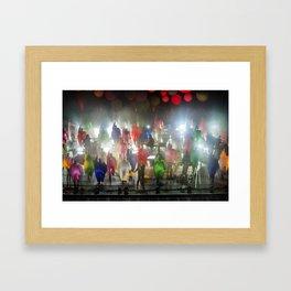 The Inner Sanctum  Framed Art Print