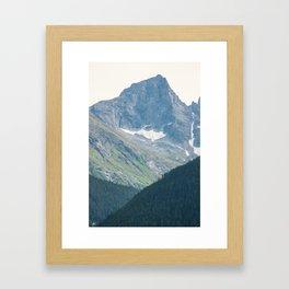 Highland Ridges Framed Art Print