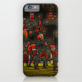 The Haka 2 iPhone Case