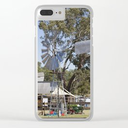 The Windmill Clear iPhone Case