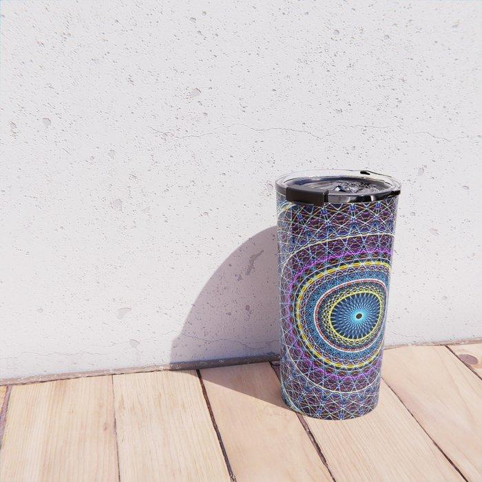 MandalaCR14 Travel Mug