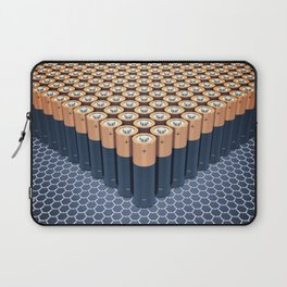 Batteries Laptop Sleeve