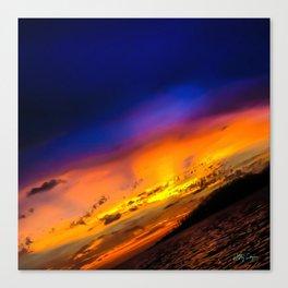 Whitsunday Sunsets Canvas Print