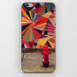Urban Color iPhone Skin