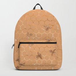 woodland bee Backpack