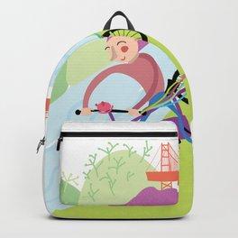 Happy Bike Backpack