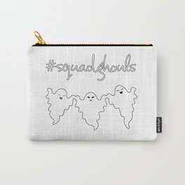 #SquadGhouls Carry-All Pouch
