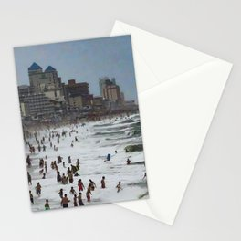 Ocean City Stationery Cards
