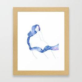 Nereid XVII Framed Art Print