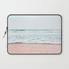 Pastel beach Laptop Sleeve