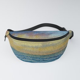 Sunset in the dales Fanny Pack