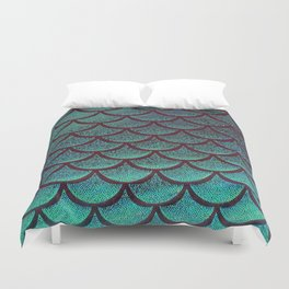 Tip the Scales Duvet Cover