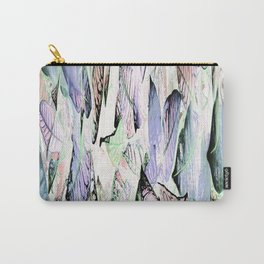 452 - Abstract leaves design Carry-All Pouch