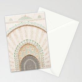 Morocco I Stationery Cards