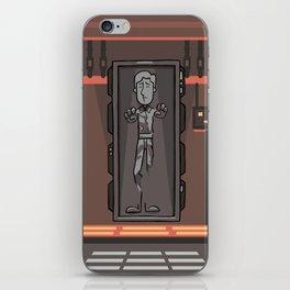 EP6 : Han Solo in Carbonite iPhone Skin