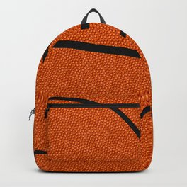 Fantasy Basketball Super Fan Free Throw Backpack