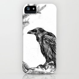 Thought iPhone Case
