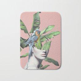 Tropical Girl  2 Bath Mat