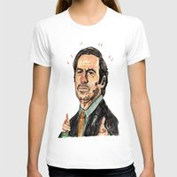 better call saul T-shirts featuring saul! by withapencilinhand