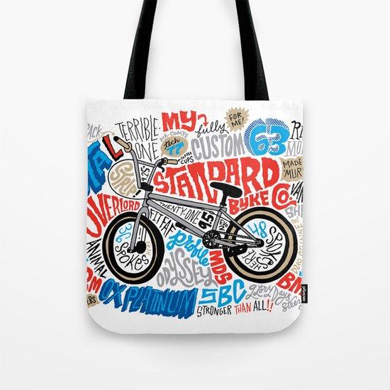 All My Bikes: STA-L Tote Bag