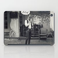 hipster iPad Cases featuring Hipster by Stephan Parylak