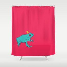Frawg Shower Curtain